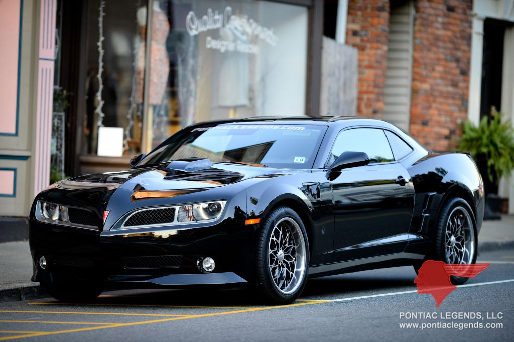 2010 Pontiac Firebird Pontiac Legends